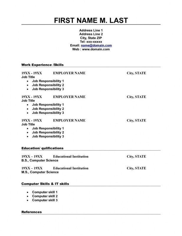 microsoft word 2007 resume template how to find. free resume ...