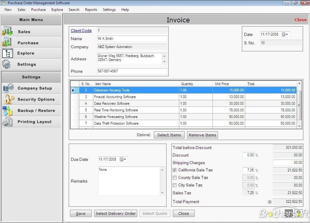 Download Free Purchase Order Management, Purchase Order Management ...