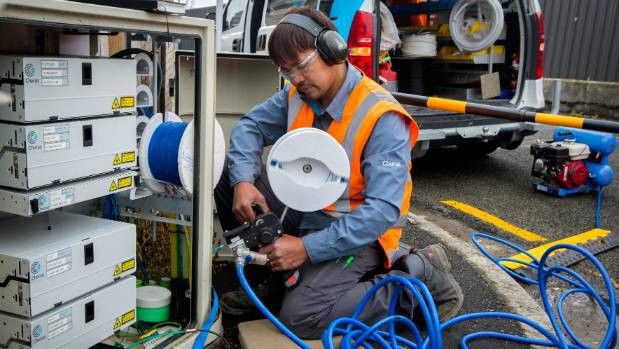 Getting the inside story on fibre installation | Stuff.co.nz