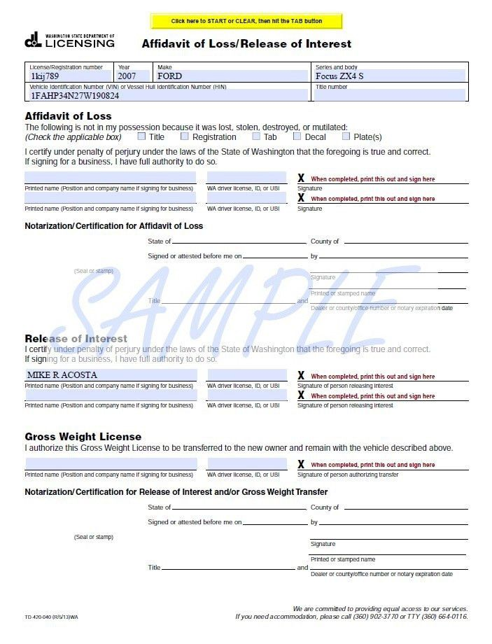 Printerforms.biz Sample E-Forms