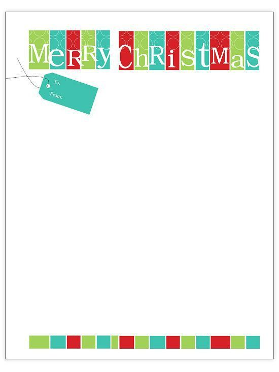 Best 25+ Christmas letter template ideas on Pinterest | Number ...