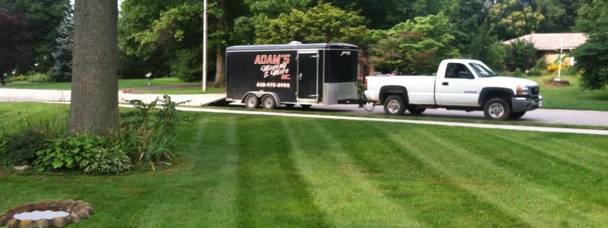 Adams Mowing and More