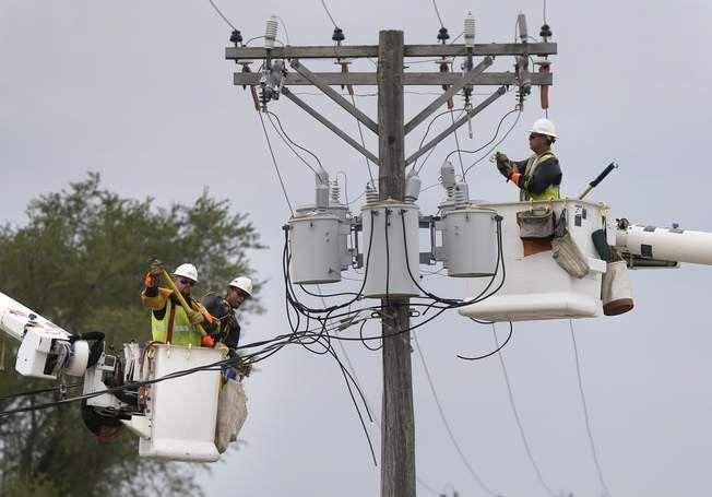 Life as a utility lineman in the Corridor | The Gazette