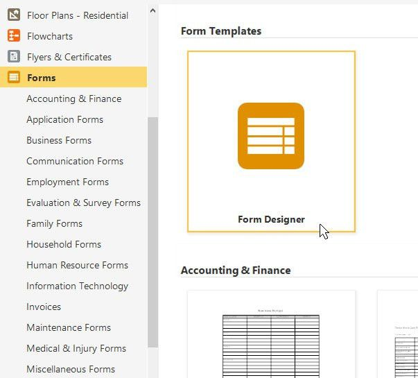 Form Software - Create Quote Forms, Invoices & More | Try it Free