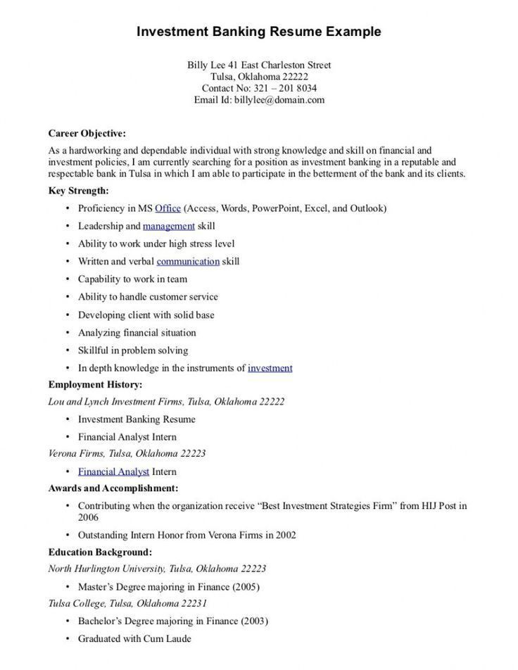 Warehouse Specialist Resume 22 Manager 10 Sample Job Resumes ...