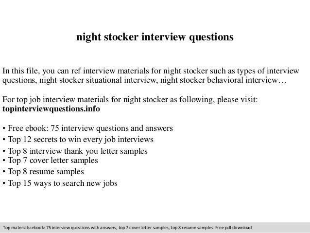 what are the duties of an overnight stocker. walmart stocker job ...