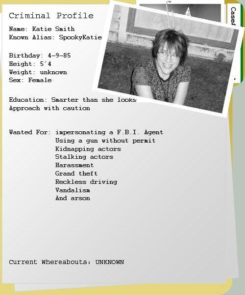 Criminal file ID by SpookyKatie on DeviantArt