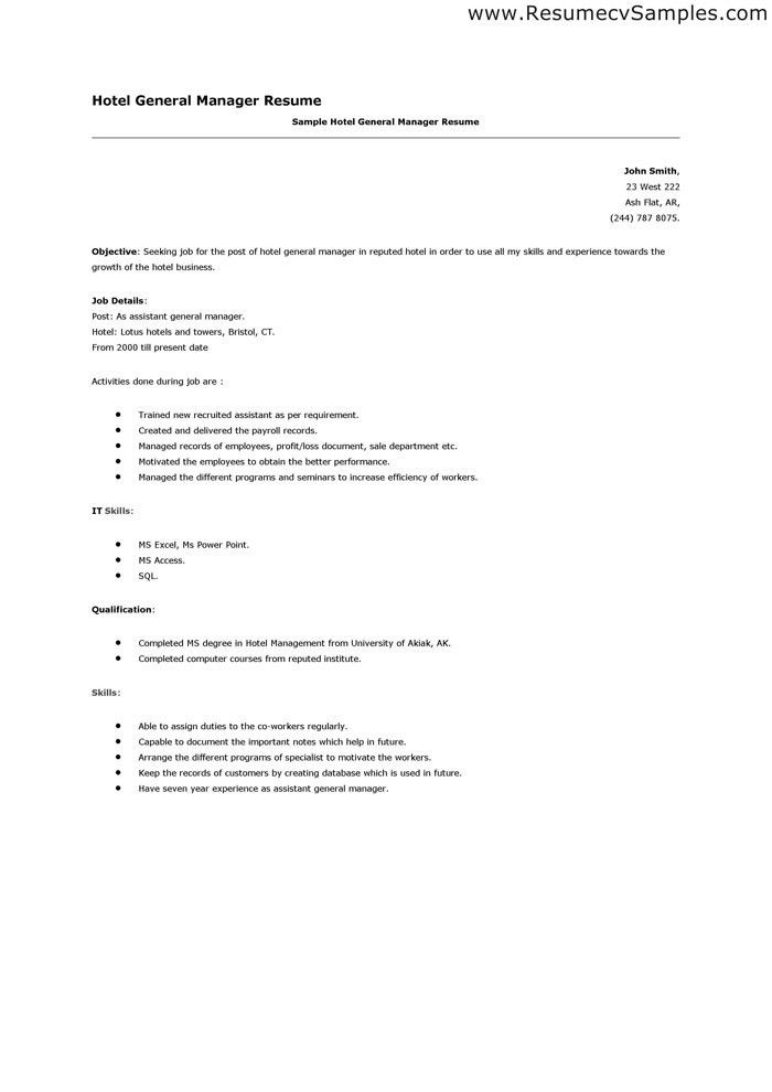 general resume objectives samples medical social worker cover ...