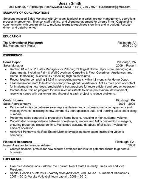 Resumes For College Students Seeking Internships - Best Resume ...