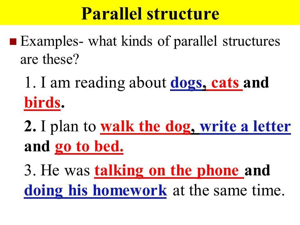 Making your Sentence Structure Clear!! - ppt video online download