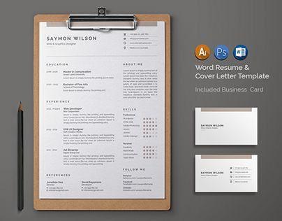 504 best Resume Design images on Pinterest | Resume templates, Cv ...
