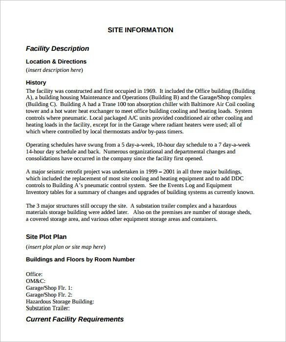 Sample Instruction Manual - 9+ Documents In PDF, Word