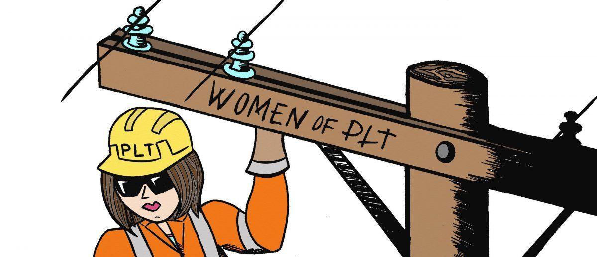 About – Women of Powerline Technicians