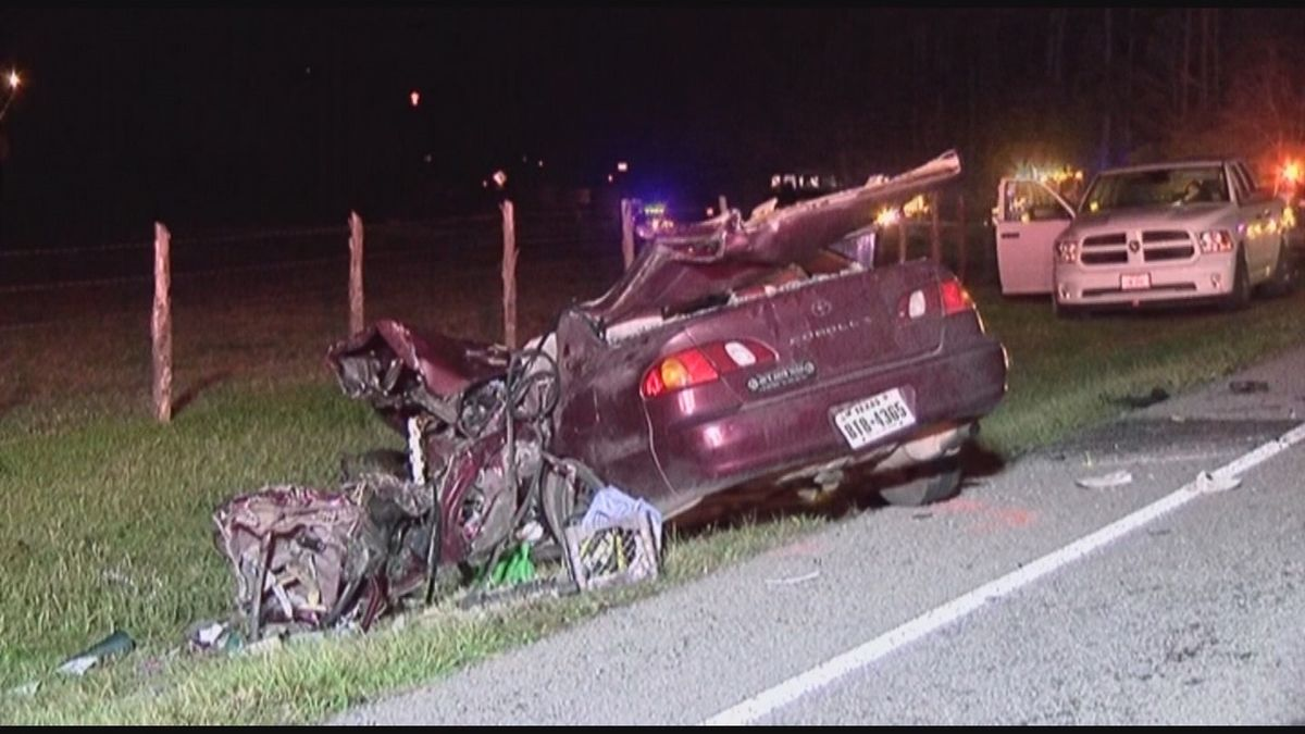 Driver killed after hitting garbage truck in Montgomery County ...