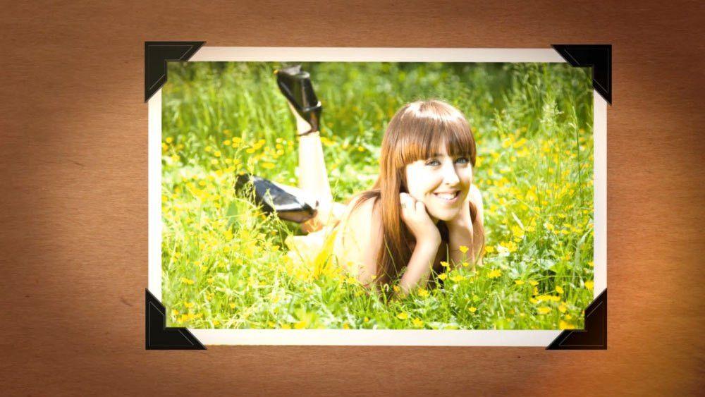 Photo Album Slide Show After Effects template - FluxVFX