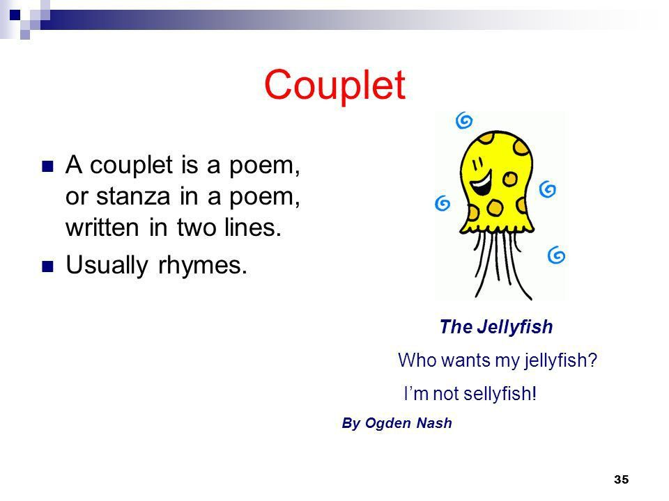 Understanding Poetry. 2 In poetry the sound and meaning of words ...