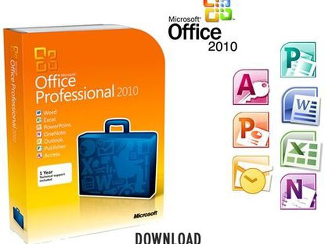 Download Microsoft Office Professional 2010 for $99.99 - CNET