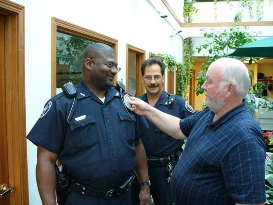 Police Department Photos
