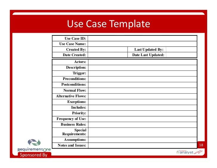 Webinar: The Use Case Study An Overview