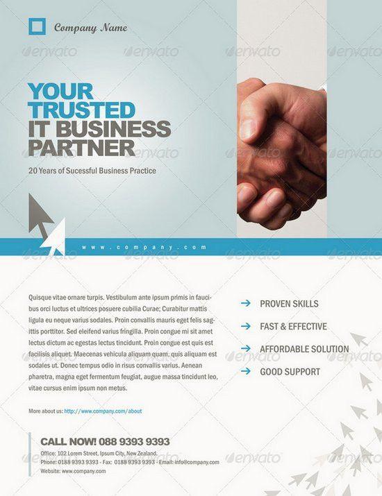 Business Flyer Templates - vnzgames