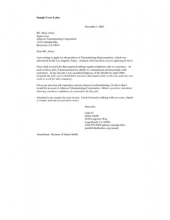28+ [ Cover Letter Supervisor Position ]   Restaurant Supervisor ...