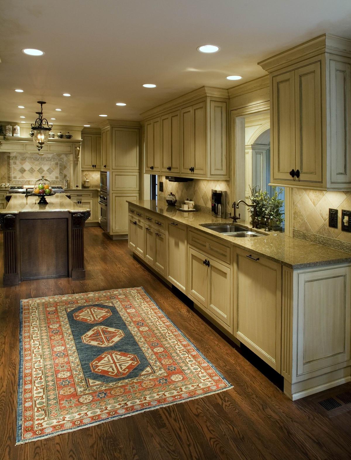 #664921 mais sonho cozinha idéias cozinha estilos tradicionais cozinhas  1200x1575 px Estilo De Cozinha Em Casa_222 Imagens