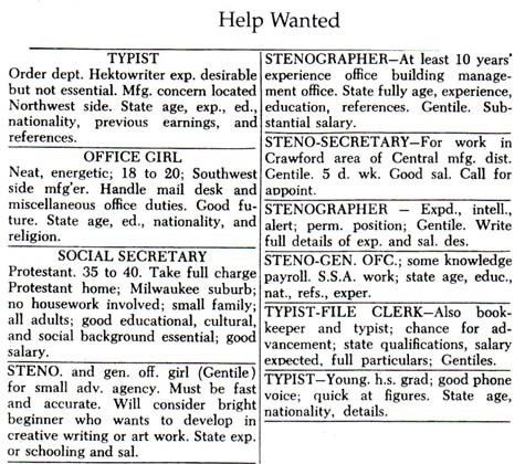 10 Best Images of Help Wanted Ads In Newspapers - Newspaper Help ...