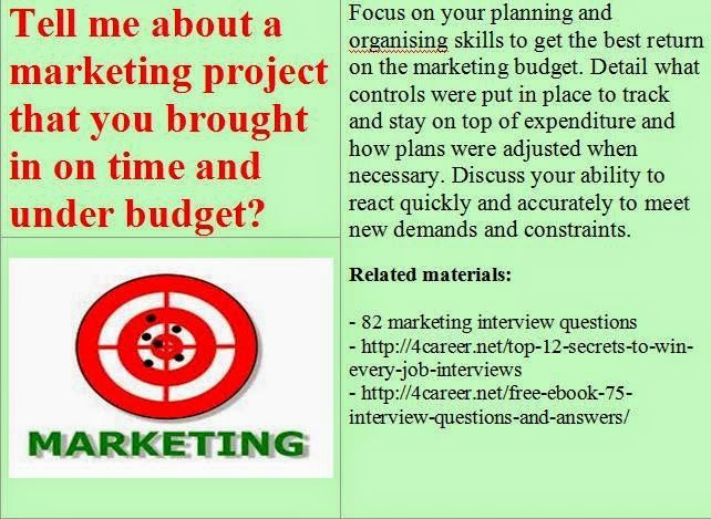 20 best Marketing assistant interview questions images on ...