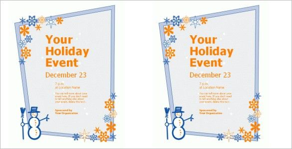 18+ Fantastic Invitation Flyer Templates | Free & Premium Templates