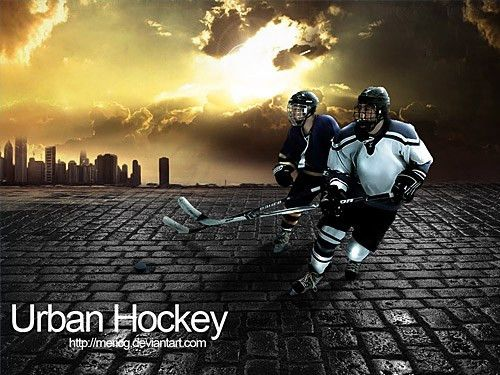 Awesome Urban Hockey Free PSD. Urban Hockey Free PSD #downloadpsd ...