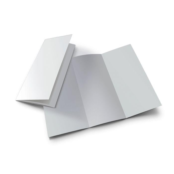 Brandaid Print Store - Custom Design - DL 6 Page Folded Brochures ...