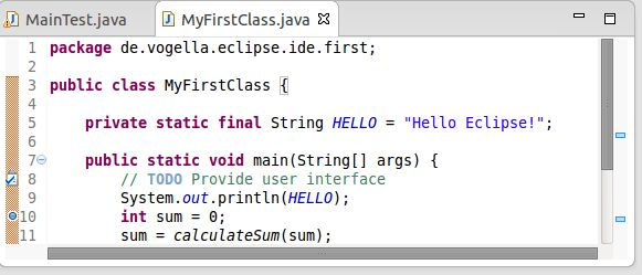 Eclipse IDE - Tutorial