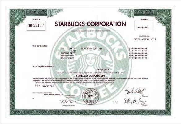 Share Stock Certificate Template – 21+ Free Word, PDF Format ...