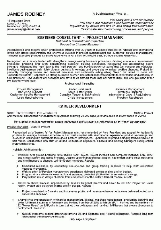 Examples Resumes. Get Started Best Resume Examples For Your Job ...
