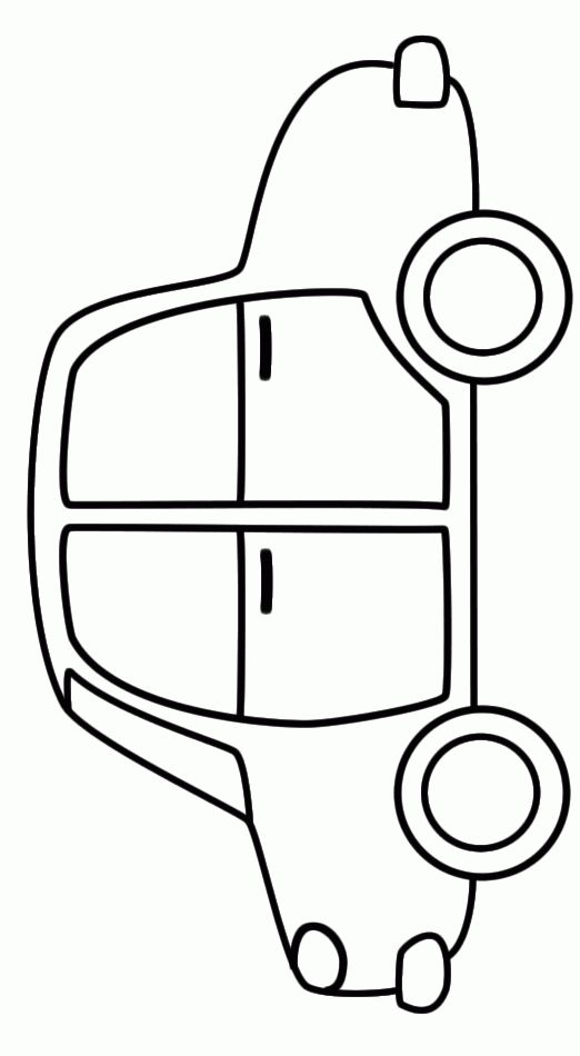 Car Coloring Page | Party Inspiration | Pinterest | Cars ...