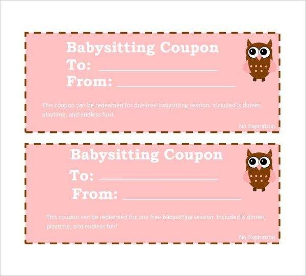 14+ Coupon Templates - Free Sample, Example, Format | Free ...