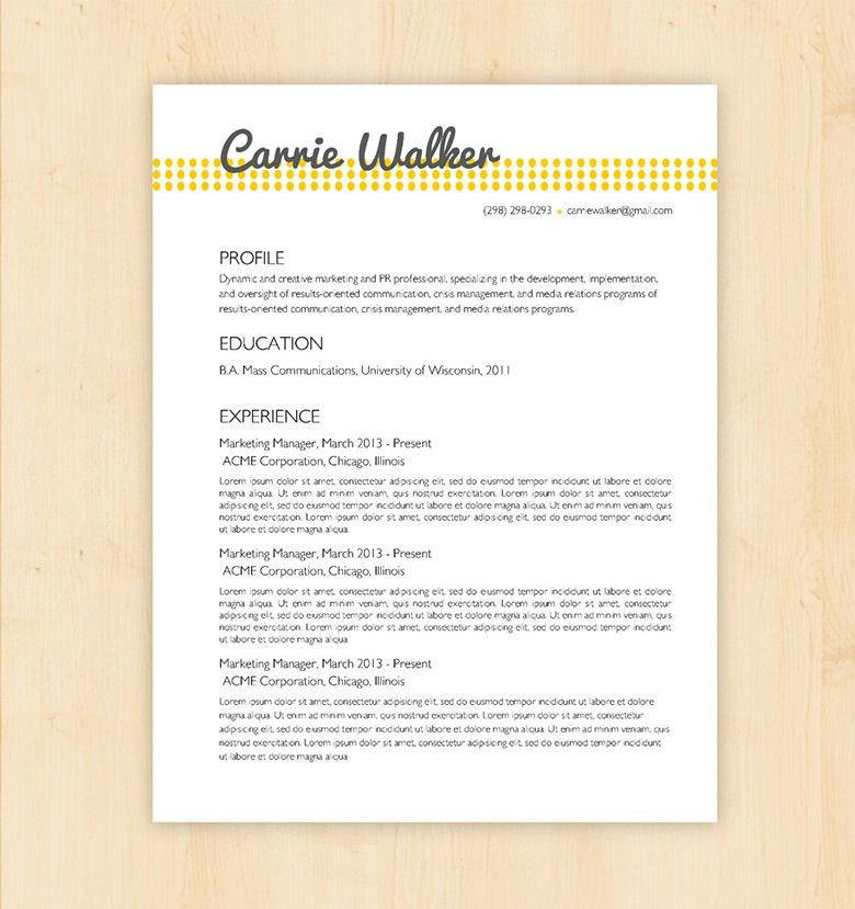 sample easy resume resume cv cover letter. 12 college fresh ...