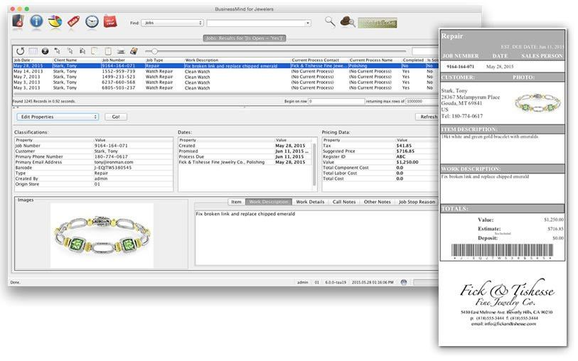 Software for Jewelers - BusinessMind