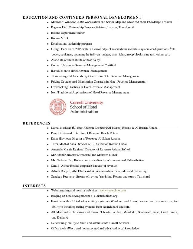 100+ [ Restaurant Job Resume ] | Assistant Restaurant Manager ...