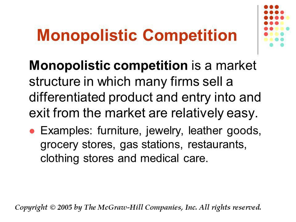 Chapter 9: Monopolistic Competition and Oligopoly - ppt video ...