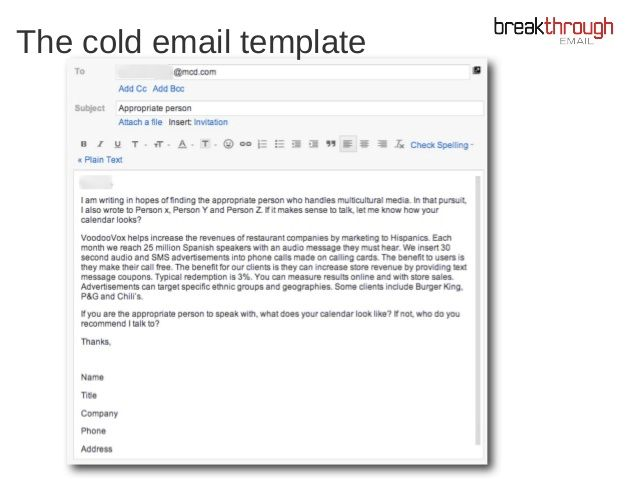 How to Generate Leads From Cold Emailing - Case Studies, Templates ...