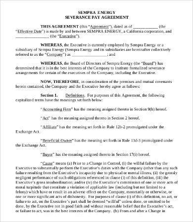 Executive Agreement Template. Bonus Plan Agreement Bonus Plan .