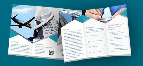Free PSD Business Brochure - Free PSD Files