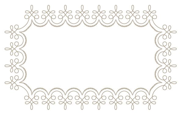 Placecard Template | Free Images at Clker.com - vector clip art ...