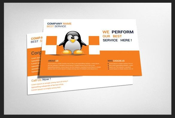 Postcard Template – 40+ Free Printable Word, Excel, PDF, PSD ...
