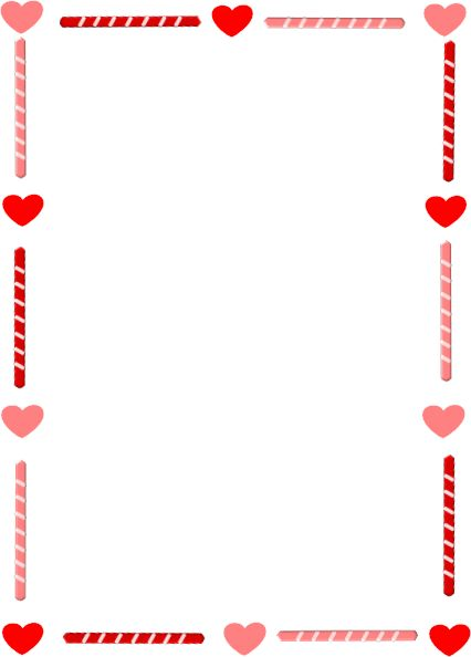15 Heart Border In Word Free Cliparts That You Can Download To You ...
