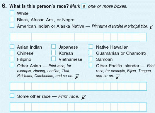 The 2010 Census Questionnaire: Seven Questions for Everyone