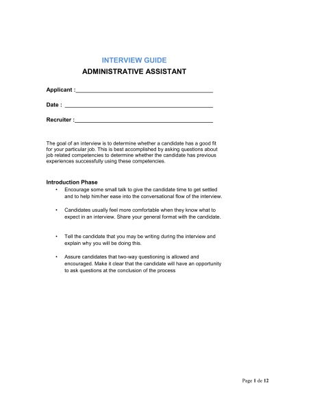 Exit Interview Form - Template & Sample Form | Biztree.com