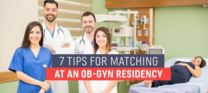 What to if You Are Applying to an Ob-Gyn Residency