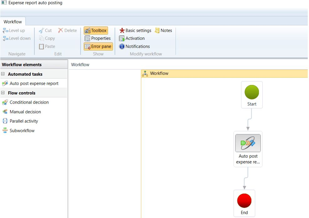 Using Cash Advance functionality in the Microsoft Dynamics 365 for ...